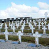 Identificaron los restos de otro soldado argentino caído en las Islas Malvinas