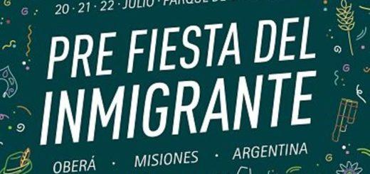 ¿Qué novedades preparan las colectividades en la Pre Fiesta del Inmigrante?
