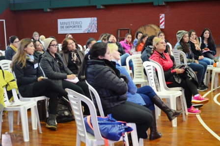 """Se esperan alrededor de doscientas asistentes en la """"Jornada Mujer y Deporte"""" que se realiza mañana en Posadas"""