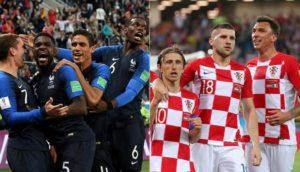 #Mundial2018: Con arbitraje del misionero Néstor Pitana, Croacia y Francia definen quién es el mejor seleccionado del planeta. Horario,TV y formaciones