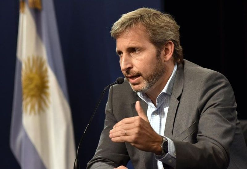 Frigerio: «El esfuerzo hacia el equilibrio fiscal tiene que empezar por el Estado y la política»