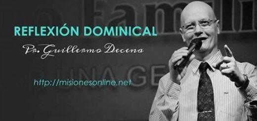 Reflexión del Pastor Guillermo Decena: Dios es bueno VIII