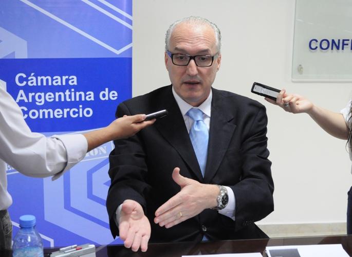 """""""Las pymes necesitamos que se regularice el sistema crediticio"""", planteó el titular de la CEM"""