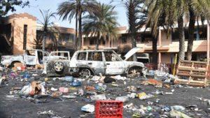 Disturbios en Haití, a causa del aumento de los precios, dejan como saldo tres personas muertas