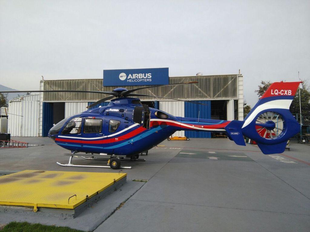 El helicóptero de la provincia de Misiones se suma a la búsqueda de la avioneta en la que viajaba el Ministro de Paraguay