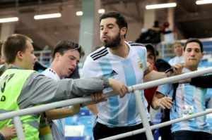 La Selección argentina nuevamente es la más multada por la FIFA