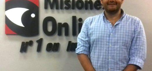 """Mauricio Maidana: """"en Misiones la educación es prioridad"""""""