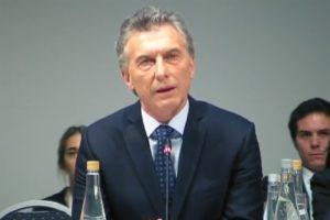 """""""La comunidad internacional nos ha dado un fuerte respaldo"""", sostuvo el presidente Macri al cerrar el G20"""