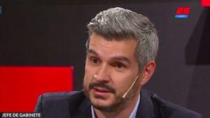 """Peña explicó el proyecto para modernizar las FF.AA.: """"No es un cambio en la doctrina legal"""""""