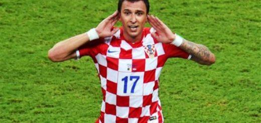 #Mundial2018: Mandzukic pone momentáneamente a Croacia en su primera final del mundo