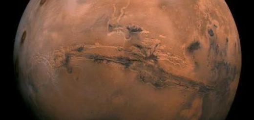 El planeta Marte se acerca a la Tierra el próximo 31 de julio