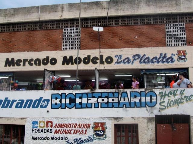 Presentaron proyecto para que el dominio fiscal del terreno del «Mercado Modelo La Placita» pase a depender del ámbito municipal