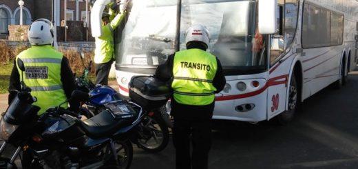 Confirman que el municipio está multando a las empresas que bajan a pasajeros fuera de la terminal de Posadas
