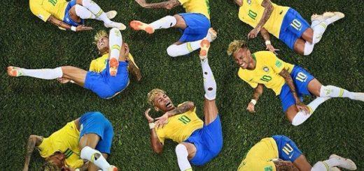 #NeymarChallenge: el nuevo desafío viral inspirado en el crack brasileño