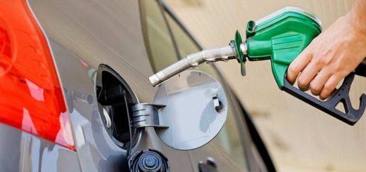 Las naftas y el gasoil subieron 5% hoy a la madrugada en todo el país
