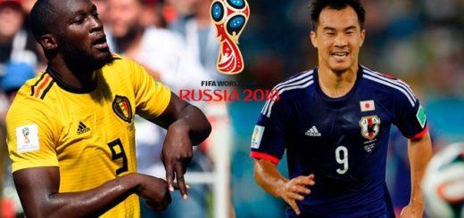 #Mundial2018: Japón busca su pase a cuartos ante Bélgica