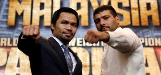 Lucas Matthysse - Manny Pacquiao, Hora y canal que transmite la pelea