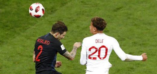 #Mundial2018: Perisic le dio la igualdad a Croacia