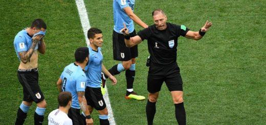 #Mundial2018: Pitana sigue en carrera para dirigir la final