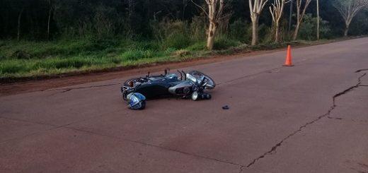 Eldorado: Falleció peatón que había sido embestido por una moto