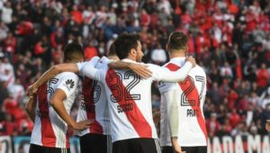 River no tuvo piedad y goleó a Central Norte en la Copa Argentina