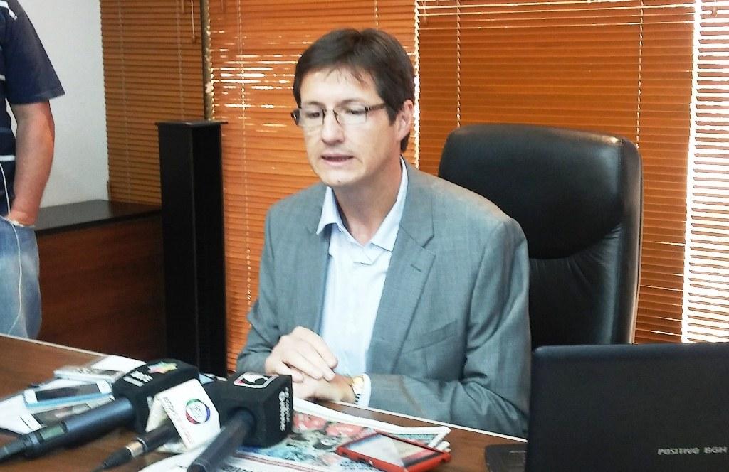 El presidente del IPLyC Héctor Rojas Decut defendió el orden y la transparencia que impuso a su gestión