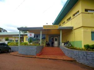 Menor embarazada de seis meses se arrojó desde el segundo piso de un hospital de Leandro N. Alem en Misiones