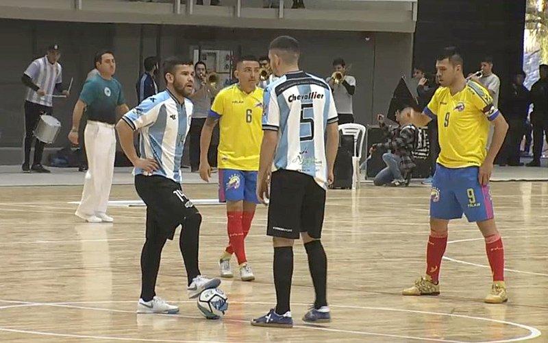 Futsal: El #DesafíoMundialista llega a Misiones con tres representantes locales
