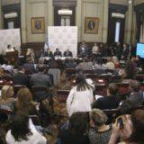 """Debate sobre el aborto legal: """"Estamos legalizando un holocausto"""" dijo el médico Adrián Simes"""