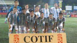 La selección argentina aplastó a Venezuela en el debut en el torneo Sub 20 de L'Alcúdia