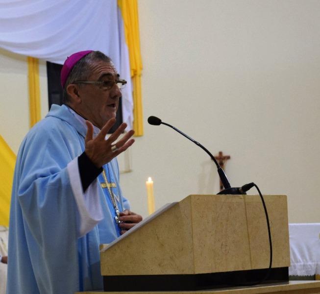 Para el Obispo Martínez el 70 por ciento de la población está en contra de la legalización del aborto