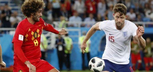 #Mundial2018: Bélgica e Inglaterra juegan por el tercer puesto hoy a las 11