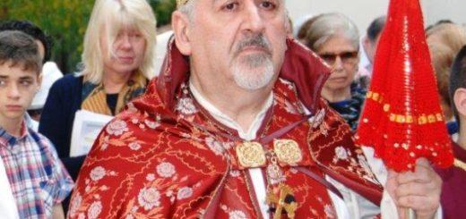 El reverendo Pablo Hakimian, es el nuevo obispo armenio en la Argentina