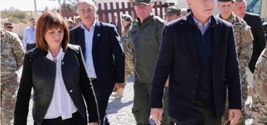 Macri puso en marcha el primer operativo del programa Fronteras Protegidas