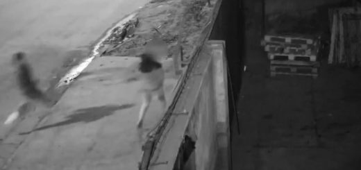 Video: publicaron las imágenes previas a un ataque sexual para dar con el violador de la menor
