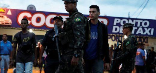 Brasil envía a las Fuerzas Armadas para custodiar la frontera con Venezuela y reforzar la seguridad en el país