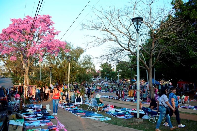 """Feriantes realizarán una """"Feria del Trueque"""" este sábado en Posadas"""