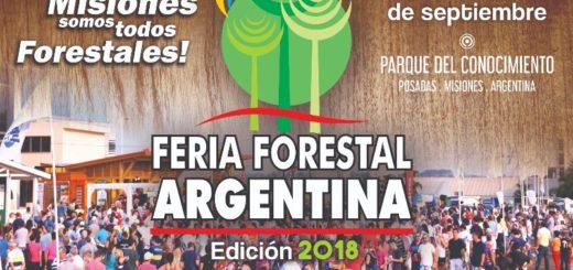 Tecnología alemana e innovación en la Feria Forestal Argentina 2018