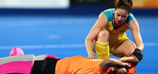 La historia de la foto que conmovió a Luciana Aymar luego de la eliminación de las Leonas en el Mundial