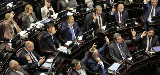 El Senado aprobó el proyecto de ley de extinción de dominio