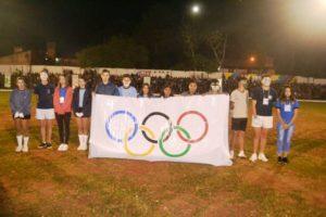 Eldorado: unas 4500 personas disfrutaron de la apertura de las Olimpiadas estudiantiles