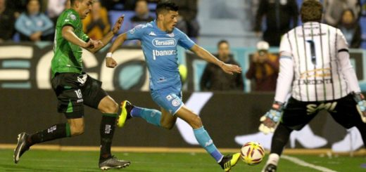 Fútbol: Belgrano y San Martín cerraron la jornada del sábado sin goles