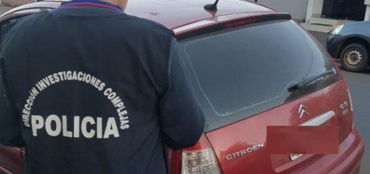 Recuperaron un auto robado en Capital Federal, hay un detenido