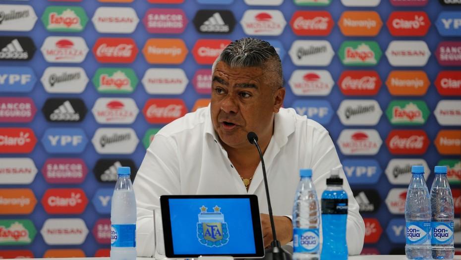 Tapia confirmó quién dirigirá a la Selección hasta fin de año - MisionesOnline
