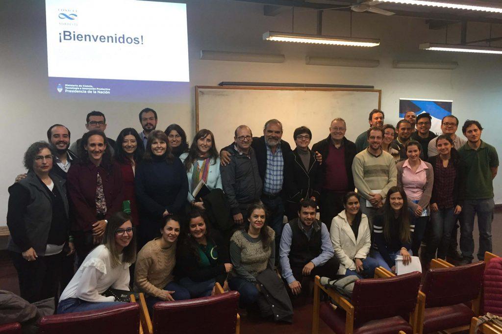 La Facultad de Ciencias Exactas realizó la Bienvenida 2018 a investigadores del CONICET Nordeste