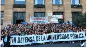 CONADU se prepara para una gran marcha nacional universitaria el jueves 30 de agosto en Buenos Aires