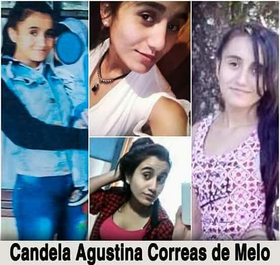 San Vicente: pasaron seis meses y el paradero de Candela Correas de Melo sigue siendo un misterio