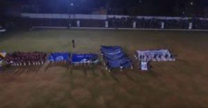 Realizaron la apertura formal de las Olimpiadas Estudiantiles de Eldorado