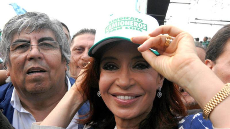 Hugo Moyano, tras el encuentro con Cristina Kirchner: «la política de este Gobierno nos acercó»