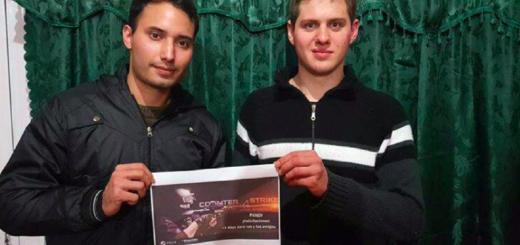 Misiones Online entregó el premio del Concurso en Instagram: 4 Keys de Counter Strike Global Offensive